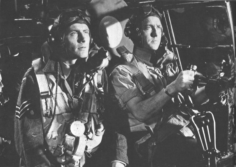 Image result for robert shaw in the dam busters